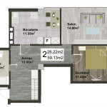 2-х комнатные